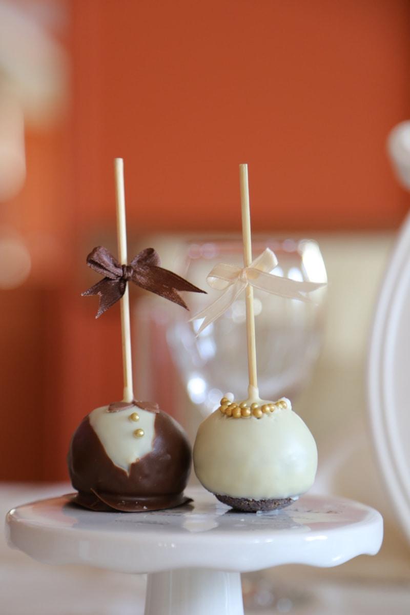 candy, chocolates, decorative, lollipop, love, romantic, sticks, wedding, candle, chocolate