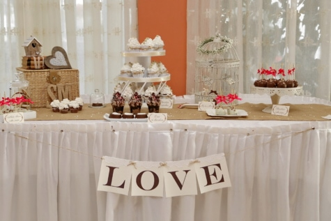 ceremony, decoration, delicious, dessert, furniture, hotel, icecream, wedding, wedding cake, curtain