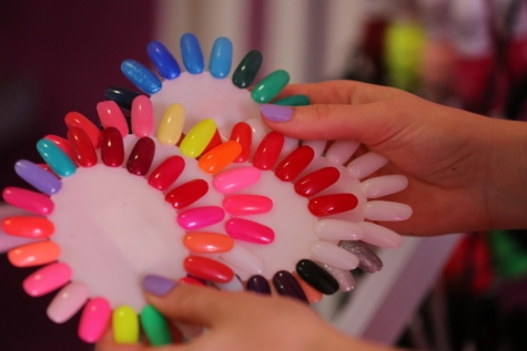 colorful, cosmetics, finger, hands, manicure, plastic, salon, skin, skincare, treatment