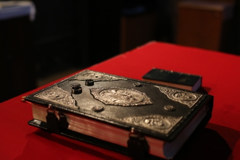 kniha, obřad, křesťanství, řemeslo, událost, ručně vyráběné, vázaná kniha, gramotnost, literatura, náboženství