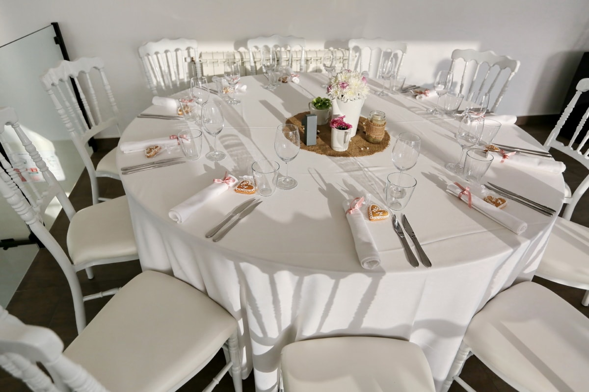 chairs, contemporary, cutlery, dining area, elegance, fork, furniture, knife, tableware, chair