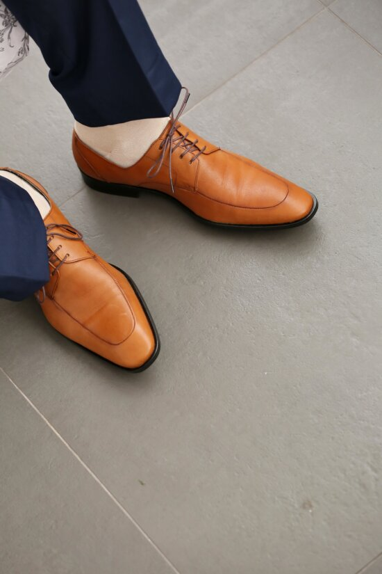 businessman, casual, elegance, expensive, fashion, glamour, light brown, pants, shoes, foot