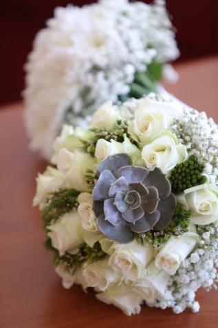 elegance, roses, wedding bouquet, white flower, bouquet, arrangement, love, wedding, flowers, rose