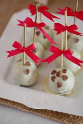 chokolade, helt tæt, slikkepind, part, pinde, hvid, dekoration, sukker, traditionelle, lækker