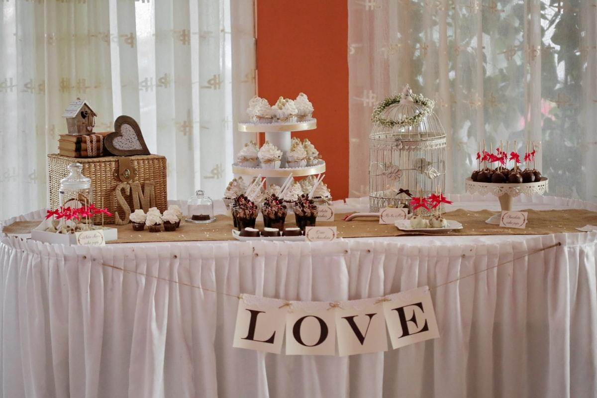 produse de cofetărie, fursecuri, decor, Desert, zona de luat masa, ioana andreea, acadea, dragoste, textul, mobilier