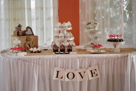 Konditorei, kekse, Dekoration, Dessert, Essbereich, Eis, Lutscher, Liebe, Text, Möbel
