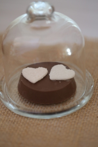 zvono, čokolada, ukusno, elegancija, staklo, ručni rad, srca, ljubav, romantično, prozirno