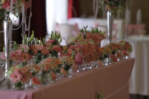 banket, dekoration, blomst, kantine, reception, bryllup, plante, Boligindretning, buket, vase
