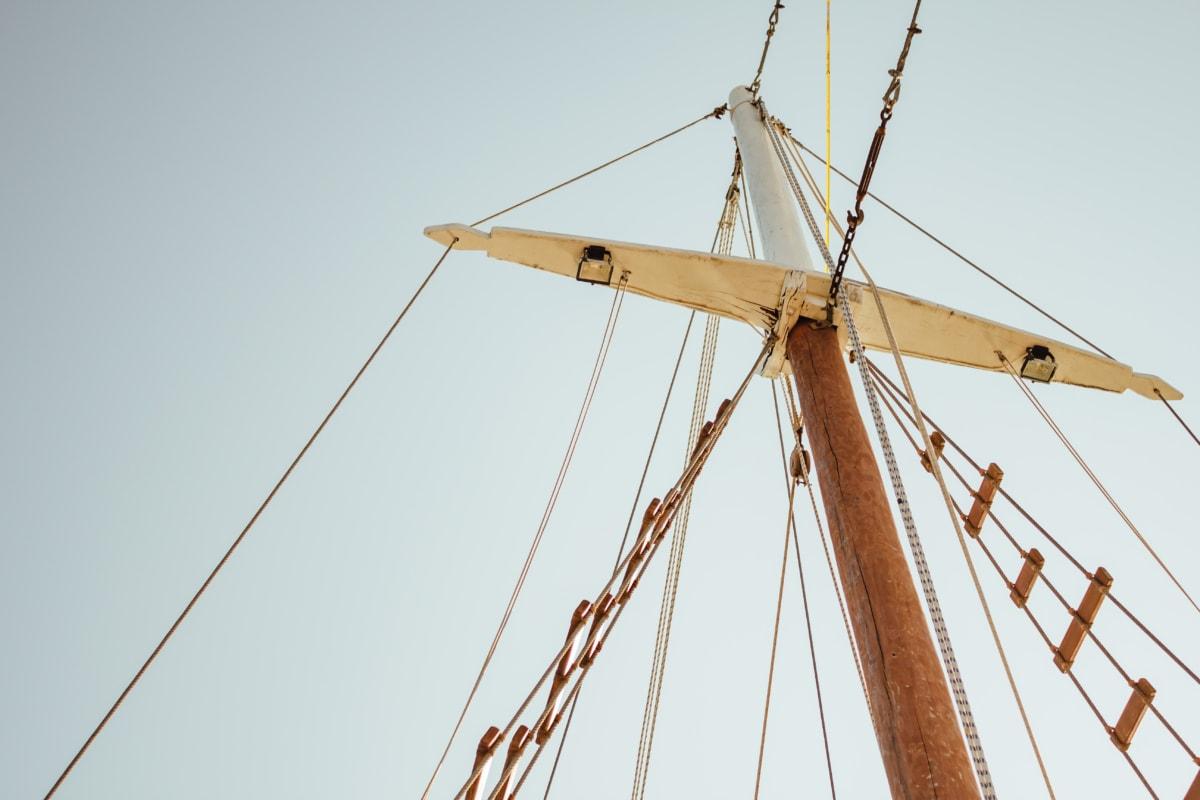 sailing, sailboat, rope, regatta, gear, ship, equipment, sail, boat, wind