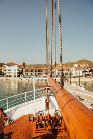 jedrenje, putnik, jedrenjak, luka, turistička atrakcija, turizam, voda, brod, mašina, marina
