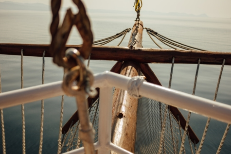 sailboat, rope, sailing, hook, navigation, equipment, ship, gear, boat, water