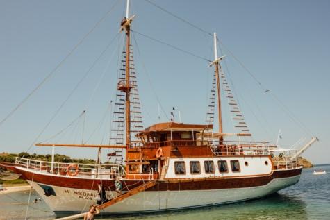 Plachetnica, cestovný ruch, turistické, námorník, loďou, pirát, voda, loď, remeslo, prístav