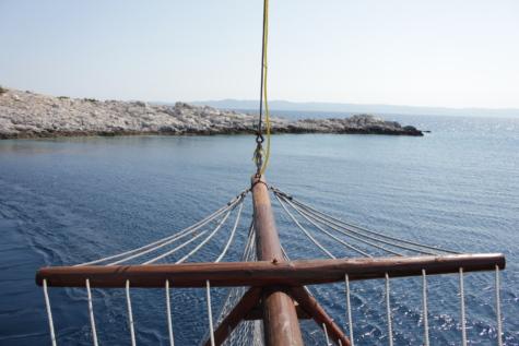 corde, voile, voilier, équipement, les équipement, eau, jetée, architecture, bateau, mer