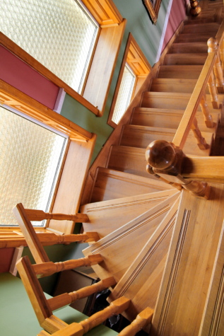wooden, staircase, carpentry, handmade, hardwood, step, wood, indoors, architecture, room