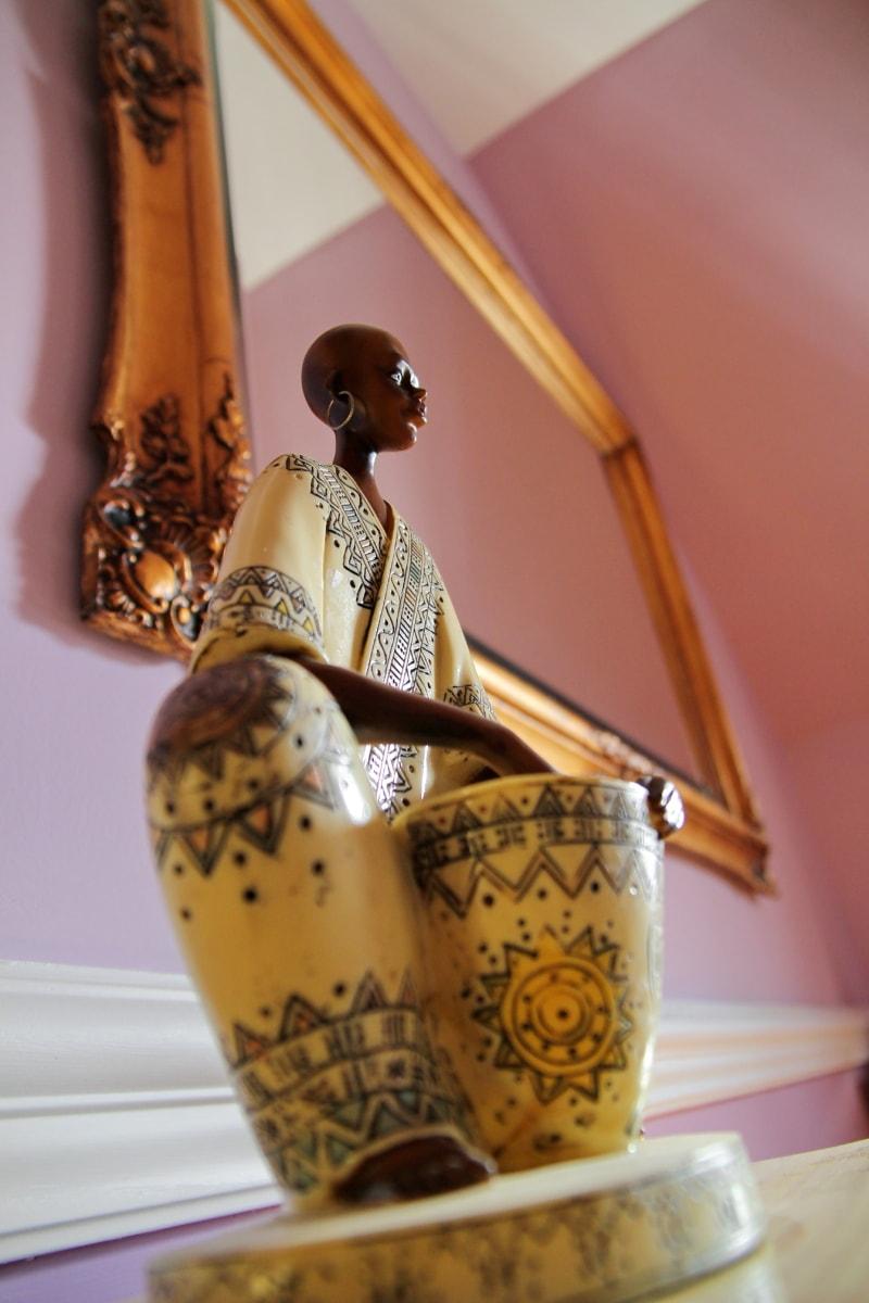 sculpture, figurine, art, modern, fine arts, ivory, interior design, baroque, traditional, indoors