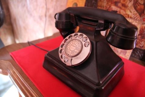 電話, 電話線, 古い, 備品, サーバへの通知, 技術, 通信, レトロ, 呼び出し, アンティーク