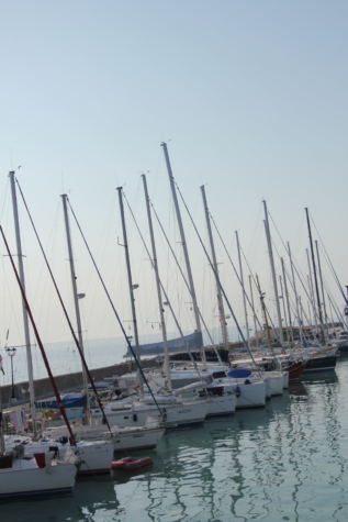yacht club, harbour, yachts, sailboat, mast, sea, boat, yacht, port, water