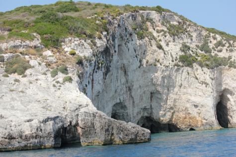 rantakallio, luola, geologia, kallio, rannikko, luonto, ranta, meren rannalla, maisema, meri