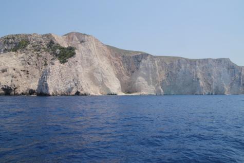 otok, litice, obala, voda, planine, ocean, more, krajolik, priroda, morska obala