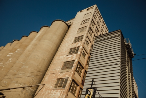 silo, workplace, warehouse, industry, city, architecture, theater, cinema, building, structure