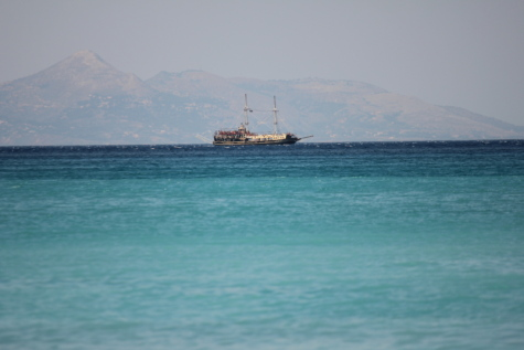 purjehdus, Etäisyys, risteilyalus, Välimeren, meri, käsityö, merirosvo, valtameri, aluksen, vene