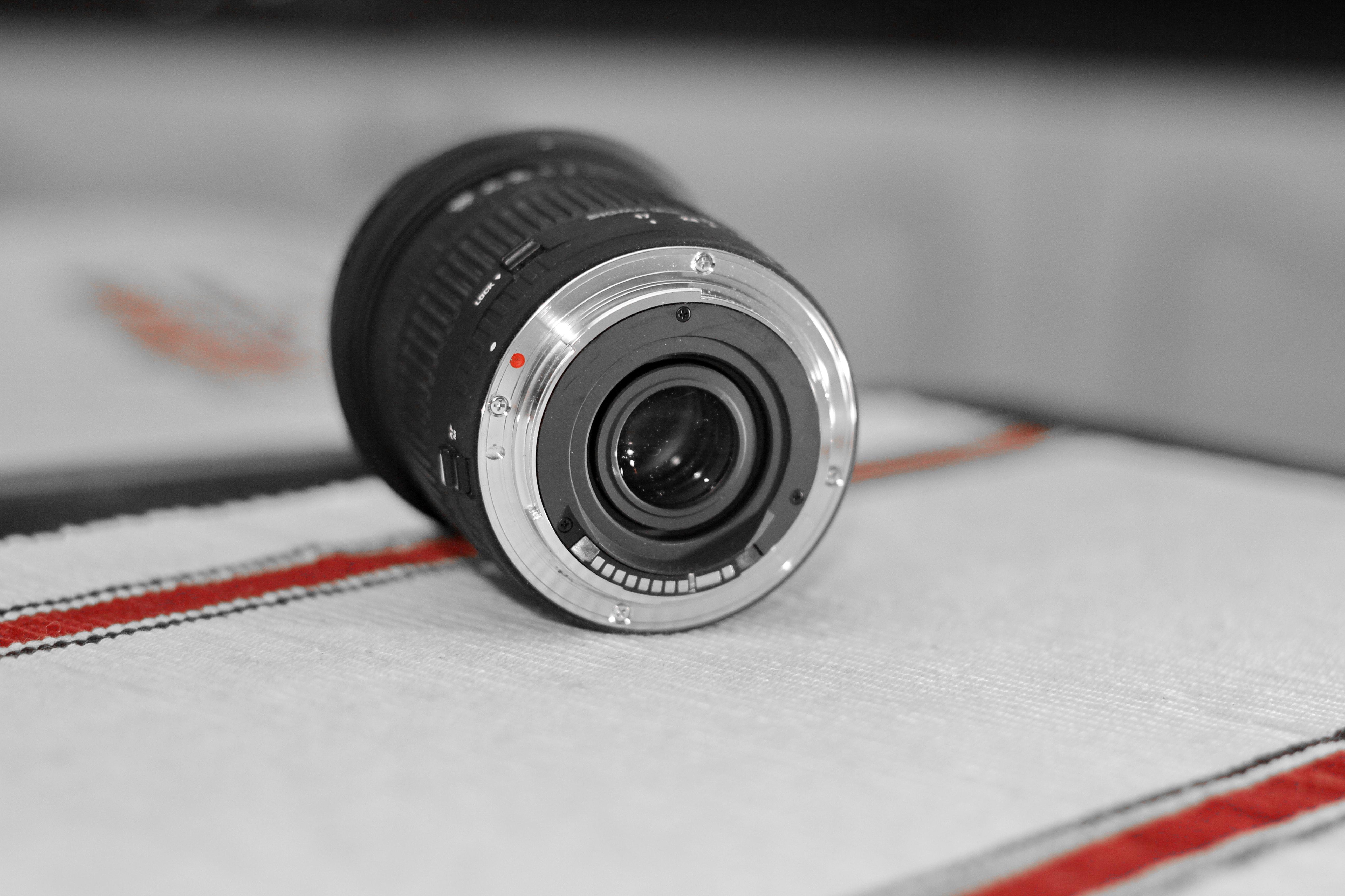 Запотевает объектив фотоаппарата