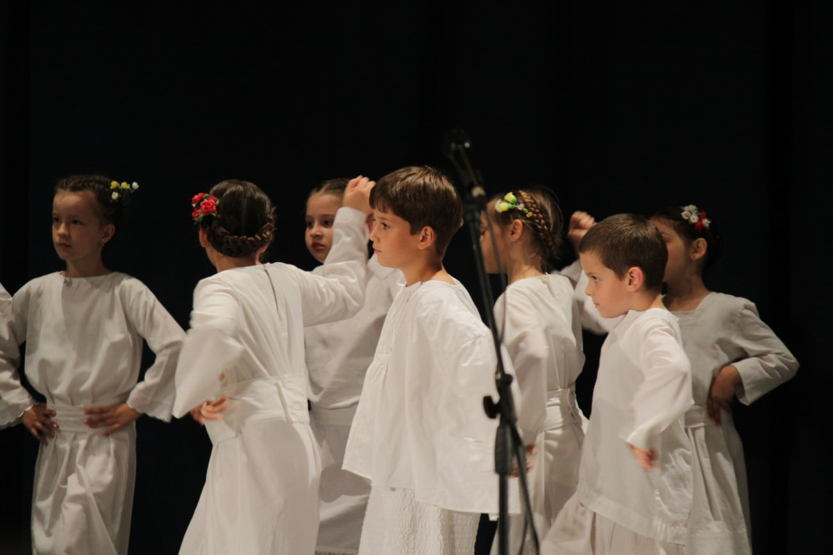 theatre, white, performance, dancer, playing, concert, person, child, people, music