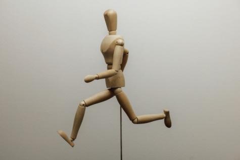 domowej roboty, drewniane, Zabawka, ręcznie robione, ciało, lalka, modelu, sztuka, portret, Rzeźba