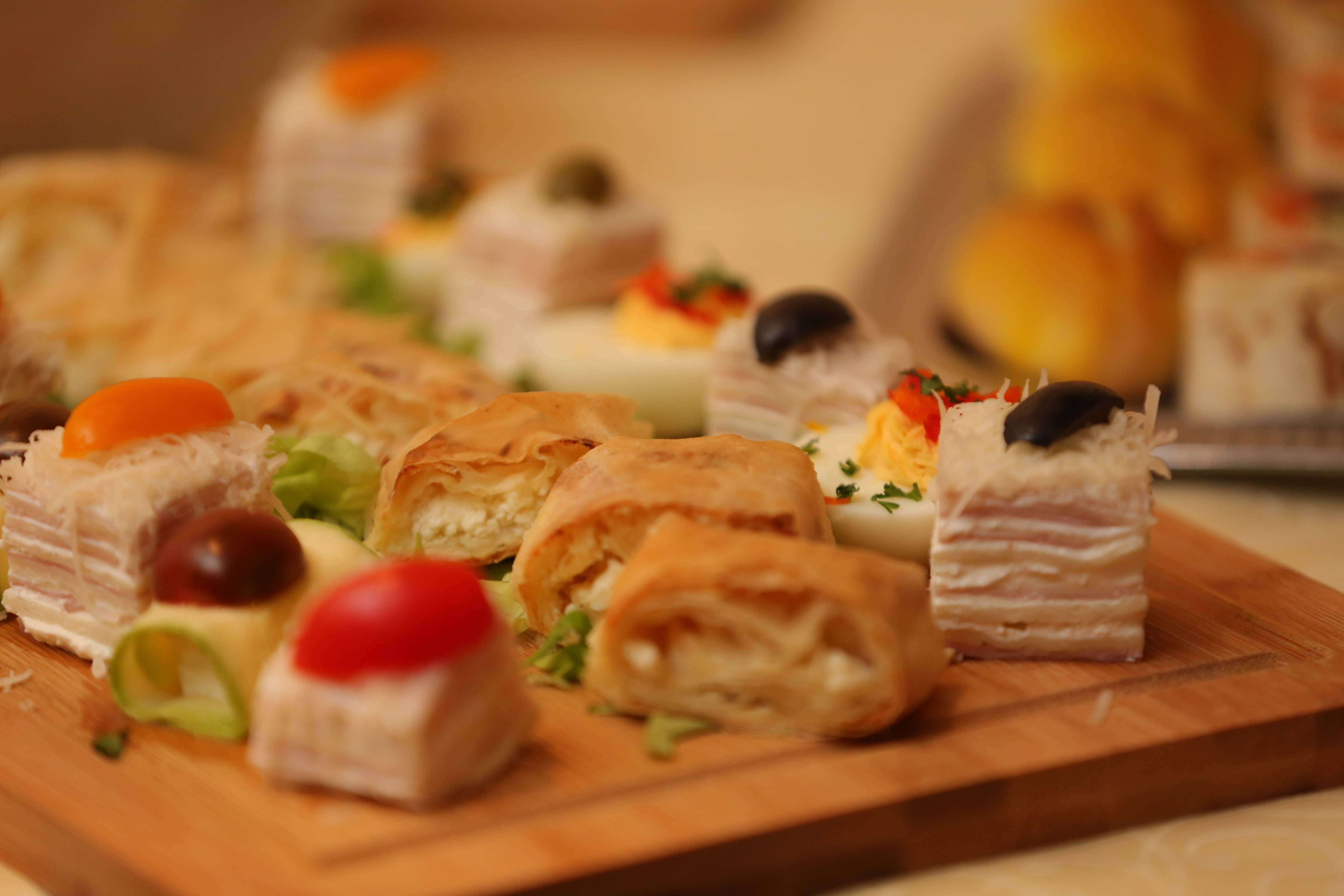 Free Picture Cheese Snack Baked Goods Plate Lunch Dish Delicious Food Sushi Meal