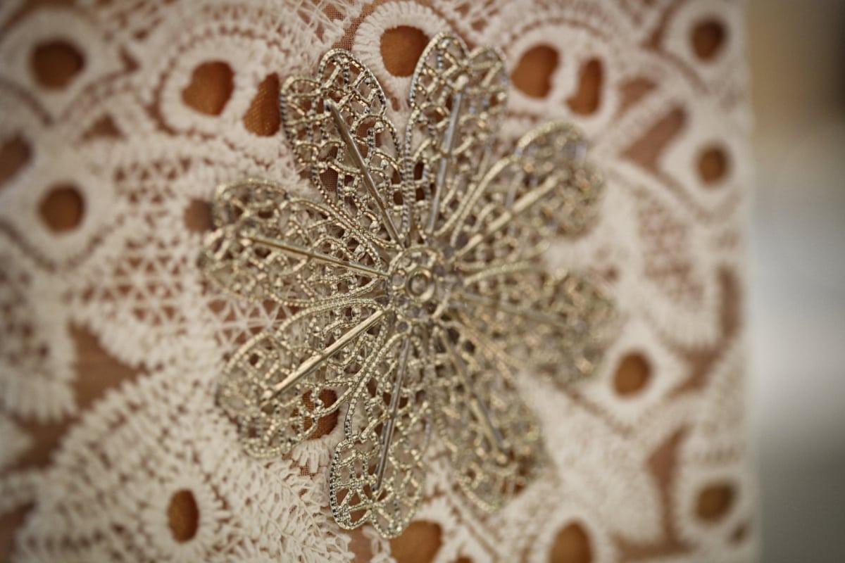handmade, silver, jewelry, flower, decoration, pattern, design, art, retro, abstract