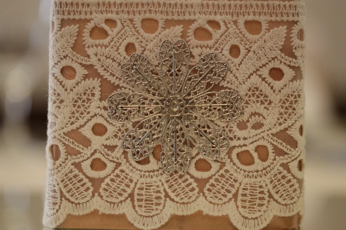 handmade, decoration, metallic, ornament, retro, pattern, textile, design, art, texture
