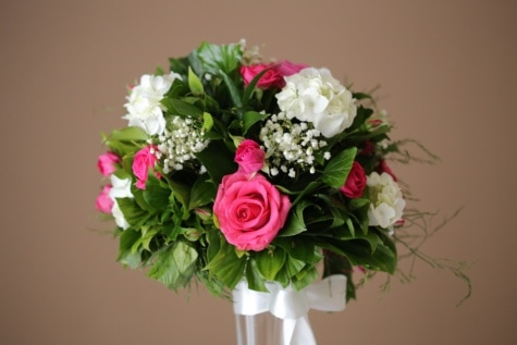 vase, wedding bouquet, bouquet, bride, romance, love, wedding, decoration, flower, arrangement