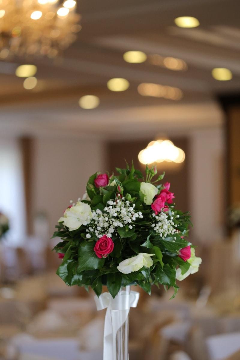 wedding bouquet, arrangement, interior design, bouquet, indoors, flowers, flower, wedding, groom, elegant