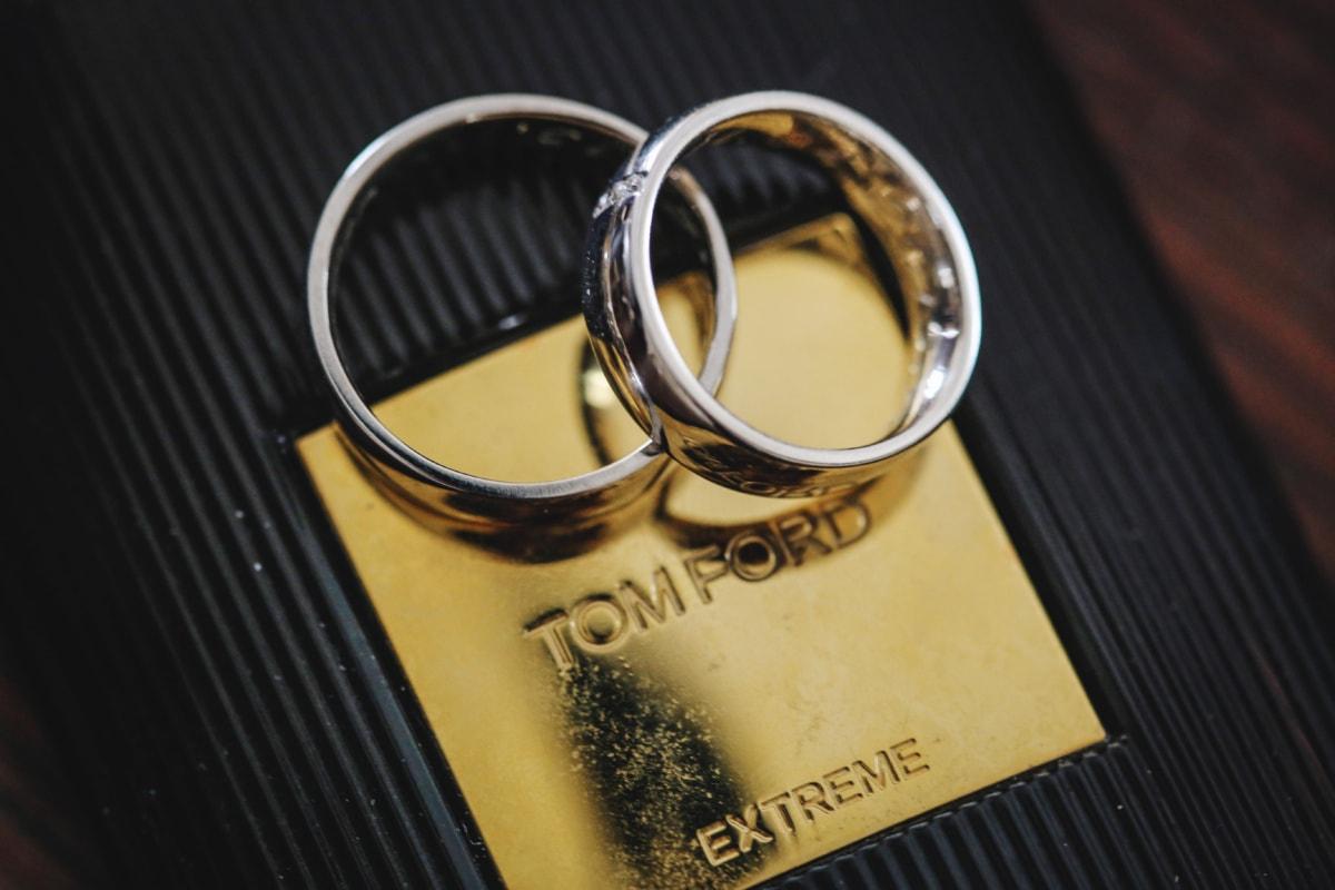 detail, rings, wedding ring, extreme, golden glow, platinum, steel, retro, luxury, classic