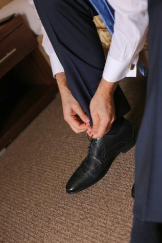skor, Skosnöre, slips, skjorta, elegans, byxor, skor, som täcker, skon, man