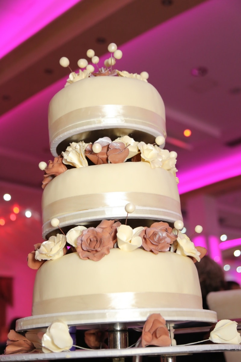 wedding cake, decoration, delicious, wedding, baking, cream, cake, chocolate, sugar, elegant