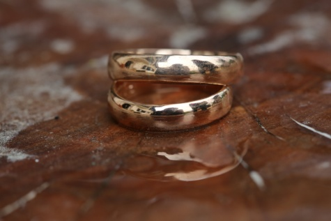 wedding ring, rings, metal, gold, treasure, jewelry, wedding, love, engagement, romance