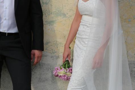 costume, jeune marié, mariage, Outfit, la mariée, robe, engagement, femme, mode, amour
