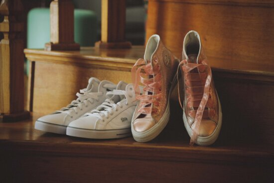 comfortable, sneakers, jogging, old style, leather, foot, clothing, footwear, boot, shoe