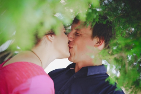 kiss, affection, woman, lover, man, love, happy, couple, smile, romance