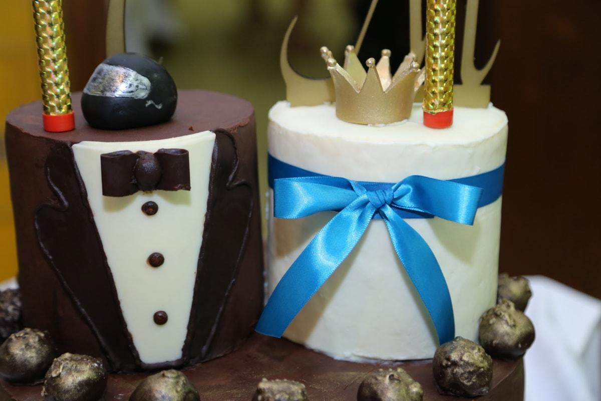 chocolate cake, wedding cake, cake, prince, queen, princess, chocolate, sugar, candy, delicious