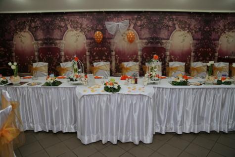 hotel, zona pranzo, ristorante, matrimonio, sala mensa, banchetto, interni, camera, mobili, tavolo