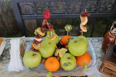 イチゴ, キウイ, ビュッフェ式, フルーツ, りんご, バンケット, 林檎, ビタミン, 食品, ダイエット