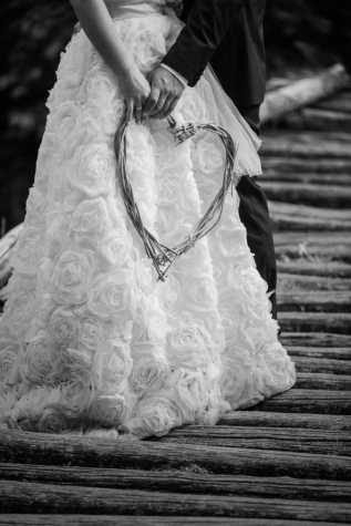 heart, love, romantic, bride, wedding dress, wedding, hands, dress, portrait, girl