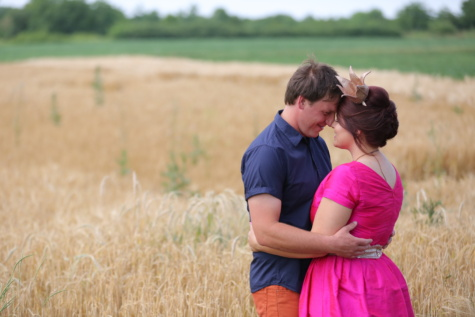 love, hug, kiss, affection, hugging, romance, agriculture, wheatfield, meadow, summer