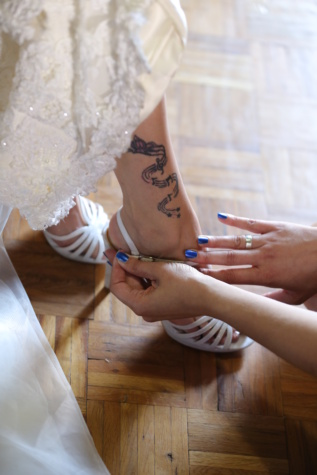 tattoo, legs, sandal, heels, manicure, hands, clothing, care, bride, women