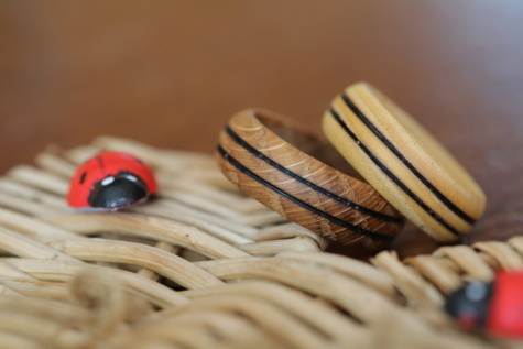 wedding ring, wooden, rings, hardwood, traditional, handmade, still life, blur, zen, homemade