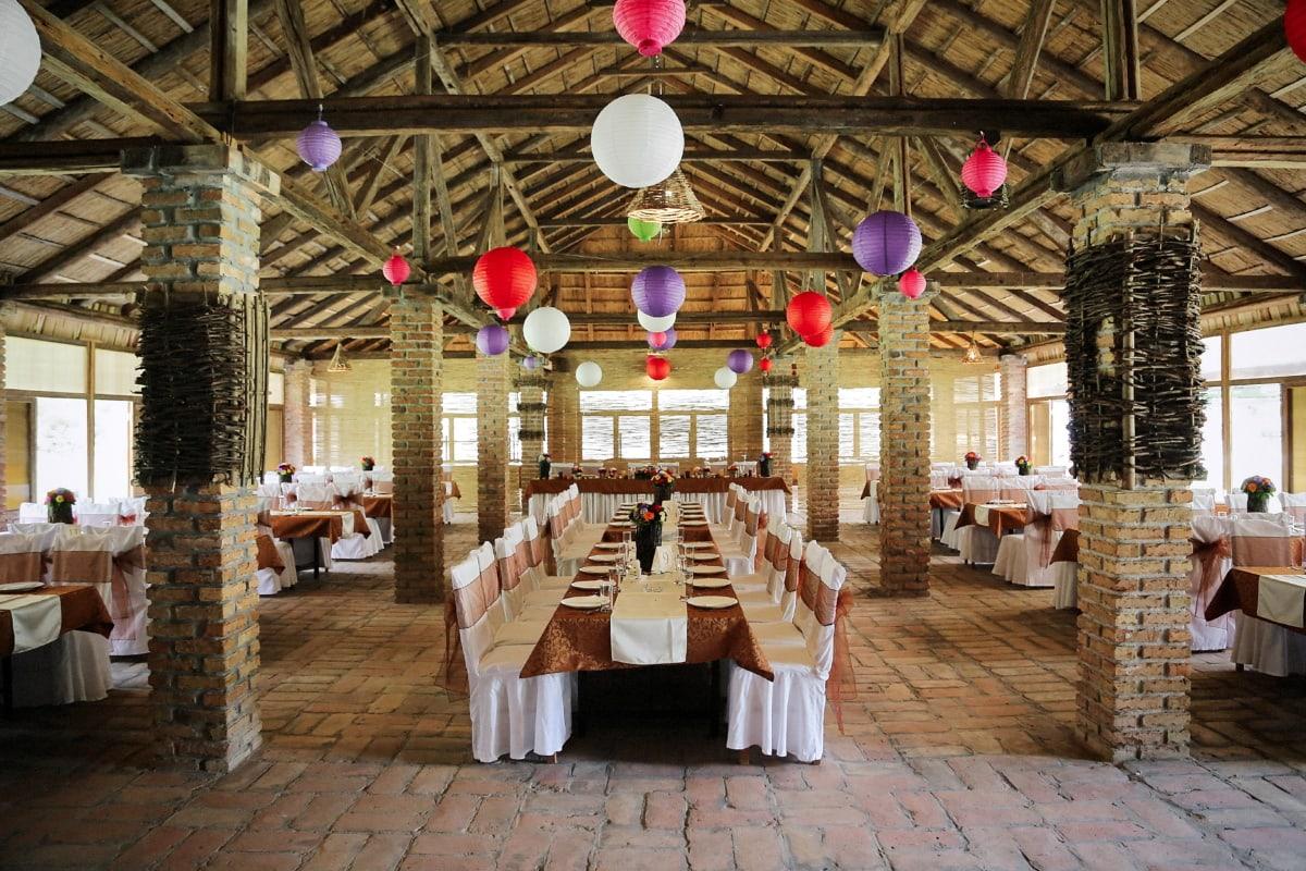 restaurant, à manger, table, Design d'intérieur, luxe, à l'intérieur, meubles, à l'intérieur, chaise, hôtel