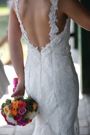 Hochzeitskleid, Hochzeitsstrauß, Skincare, Eleganz, Haut, Glanz, gut aussehend, Braut, Kleid, Mode