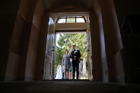 inngangen, bruden, inngangsdør, skygge, brudgommen, vinduet, folk, arkitektur, innendørs, stående